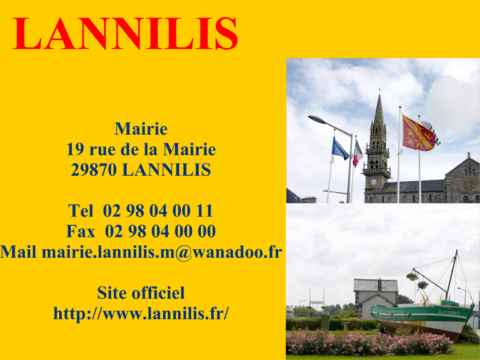 Lannilis at 29n le bout du monde finist re nord for Le salon lannilis