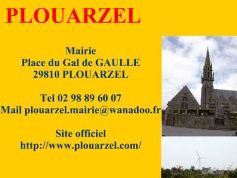 Plouarzel archive at 29n le bout du monde finist re nord - Office tourisme plouarzel ...