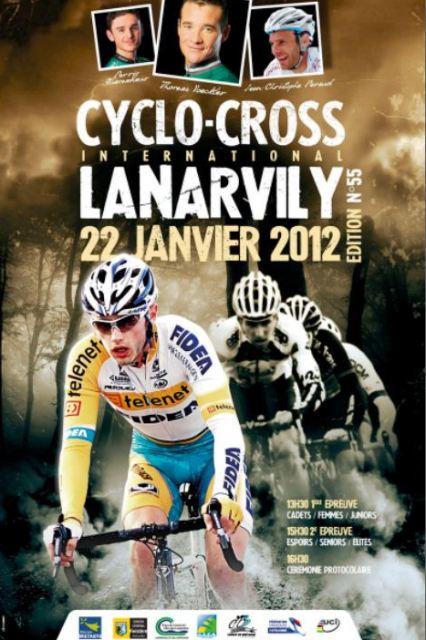 Le cyclo-cross à Lanarvly dans le Finistère dans ** ANIMATIONS Capt_111228_141307_001