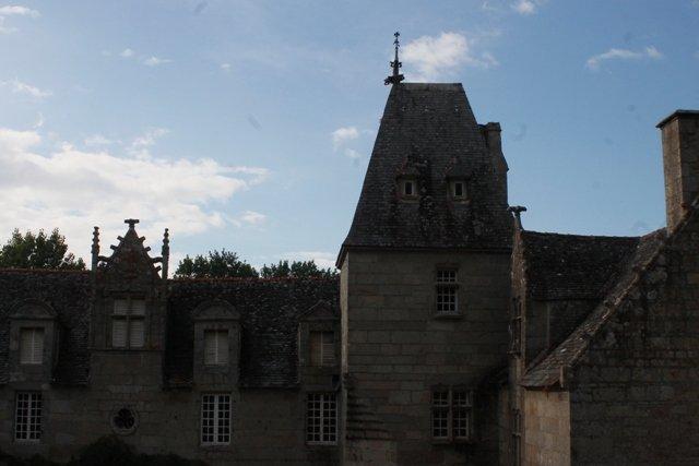 Cleder Manoir de Tronjoly (17)