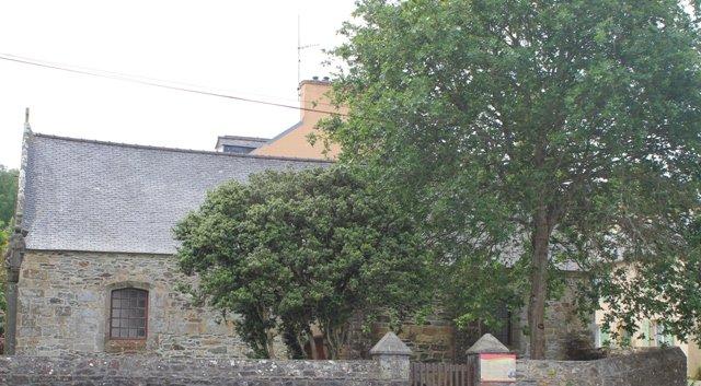 Plougastel  Chapelle Saint Languis