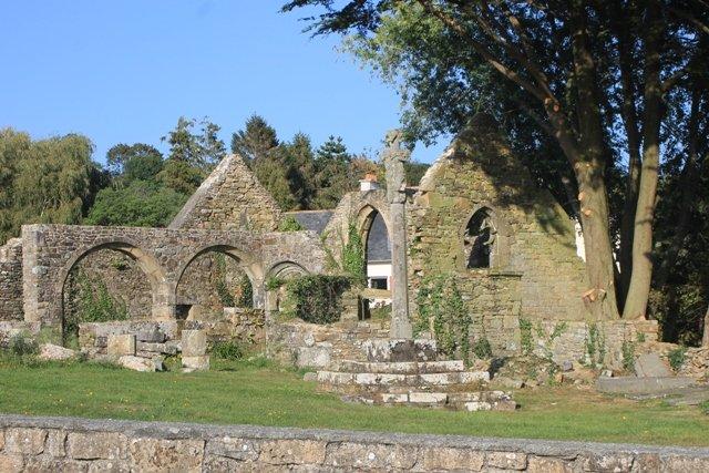 Hanvec - Chapelle de Lanvoy (1)