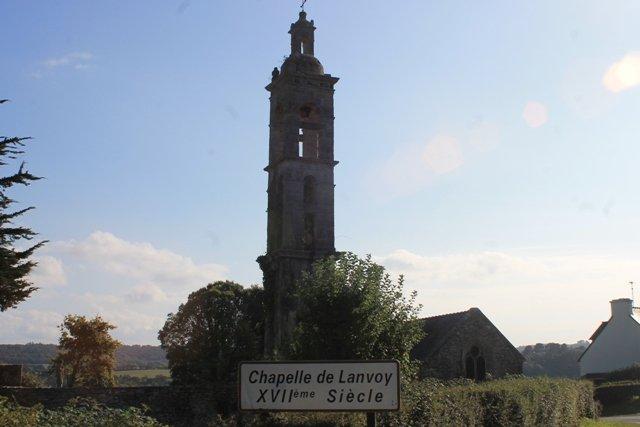 Hanvec - Chapelle de Lanvoy (10)