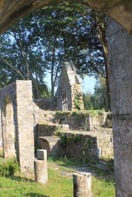 Hanvec - Chapelle de Lanvoy (14)