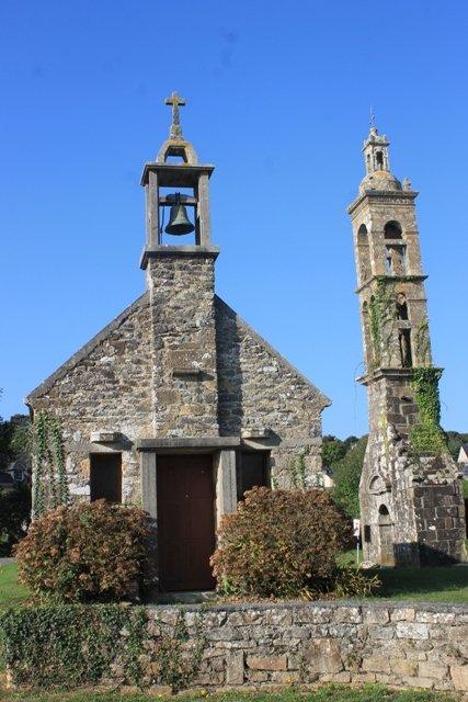 Hanvec - Chapelle de Lanvoy (3)