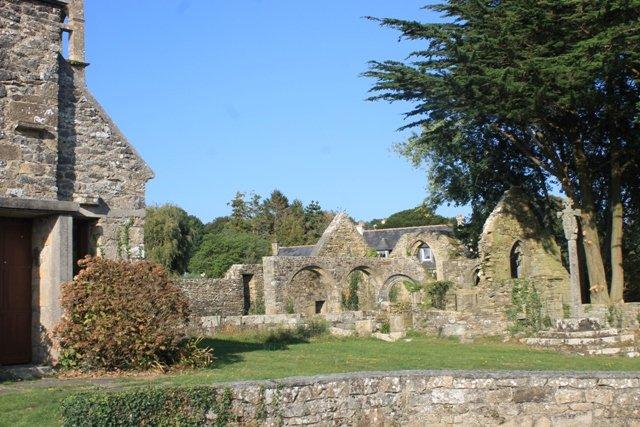 Hanvec - Chapelle de Lanvoy (4)