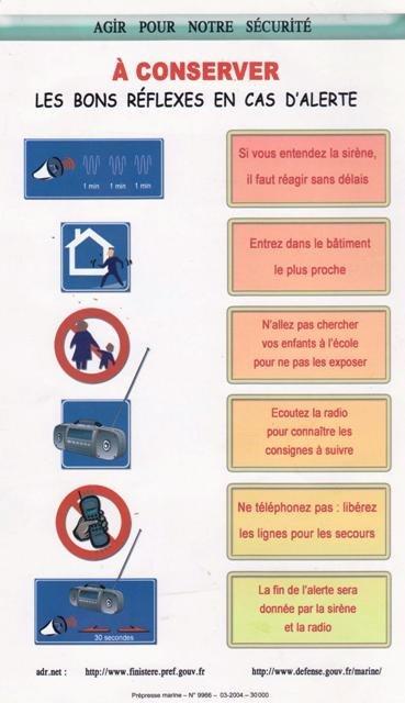 La Sécurité autour des sites nucléaires de Brest et l'ile Longue (4)
