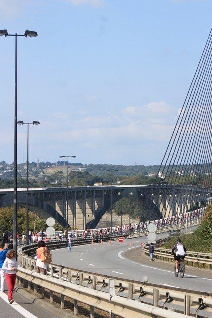 Plougastel- Le relecq 20 ans pont de l'Iroise 20 septembre 2014 (20)