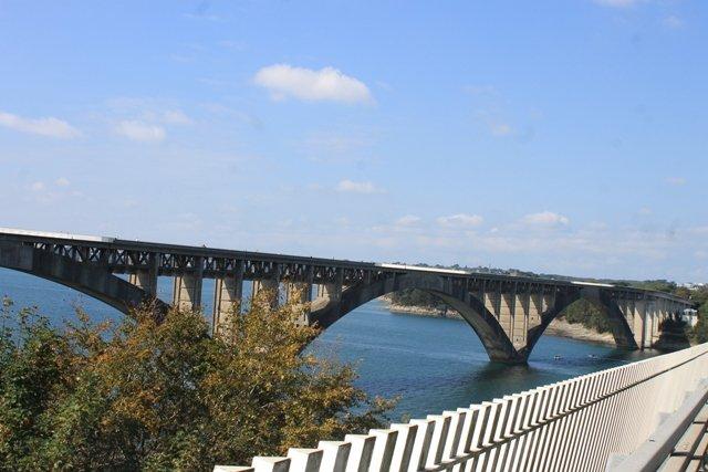 Plougastel- Le relecq 20 ans pont de l'Iroise 20 septembre 2014 (25)