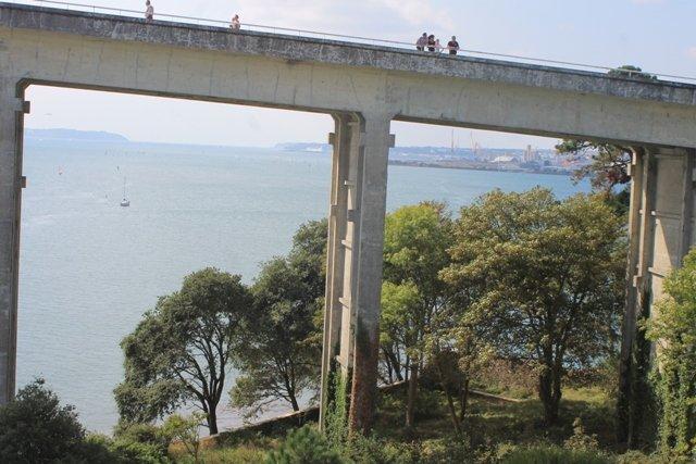 Plougastel- Le relecq 20 ans pont de l'Iroise 20 septembre 2014 (55)