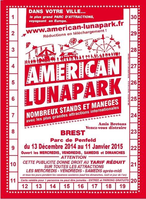 américan lunapark 2014