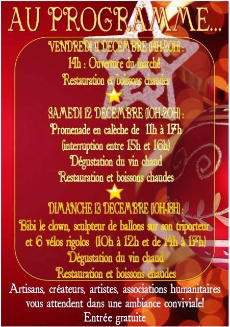 Marché de Noël 91 1