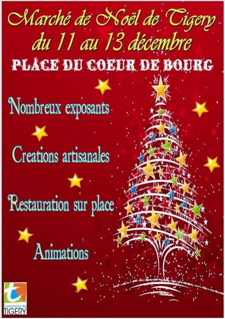 Marché de Noël 91
