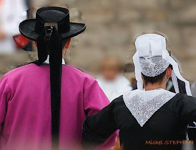 Coiffes Bretonnes et chapeaux ronds (10)