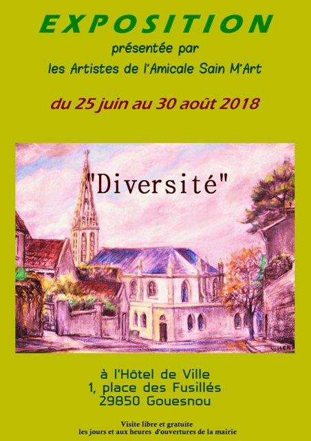 Afffiche St M' rt Gouesnou 2